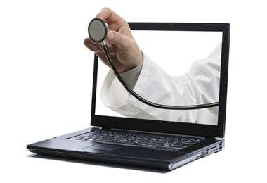Las consultas virtuales alivian el sistema de selud