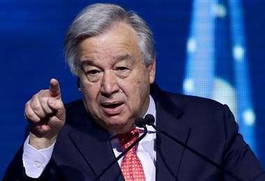 """ONU pide una """"vacuna del pueblo"""""""