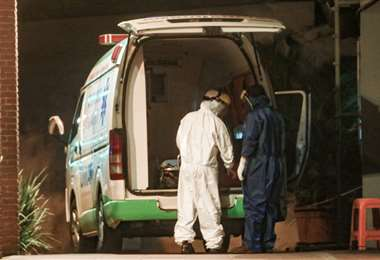 Suben los casos positivos de coronavirus en Santa Cruz. Foto Jorge Uechi
