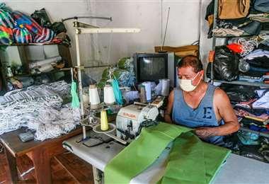 Las micro y pequeñas empresas generan el 80% del empleo del país/Jorge Uechi