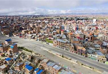 La ciudad de El Alto I APG Noticias.
