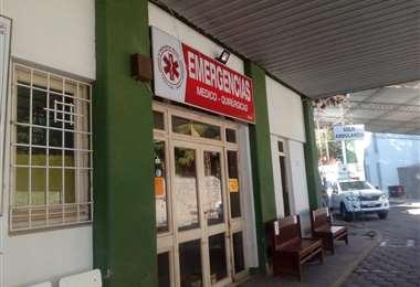 Hospital San Juan de Dios, en Tarija