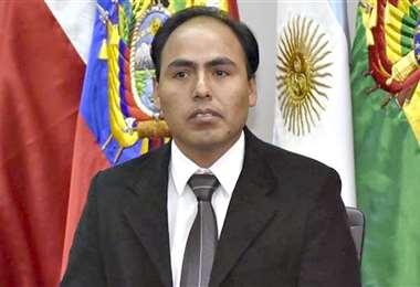 Milton Navarro asumió como ministro de Deportes en noviembre del año pasado. Foto: Internet