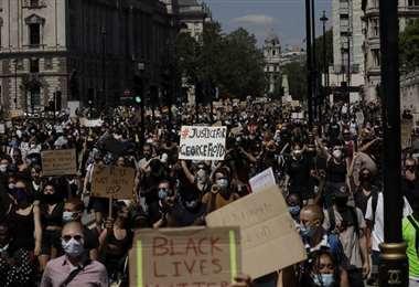 La ola de protestas por la muerte de George Floyd se multiplican en el mundo