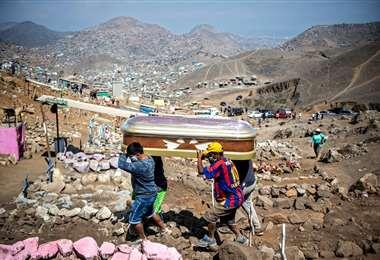 Pandemia por coronavirus en Perú