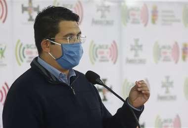 Peña se refirió al tema en el programa 'Qué Semana' de EL DEBER Radio