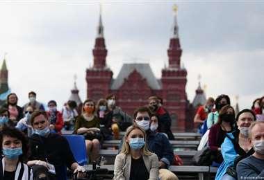 Rusia anuncia reapertura parcial de fronteras