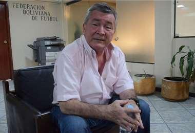 Wálter Castedo fue presidente de la FBF entre el 2002 y 2006. Foto: internet