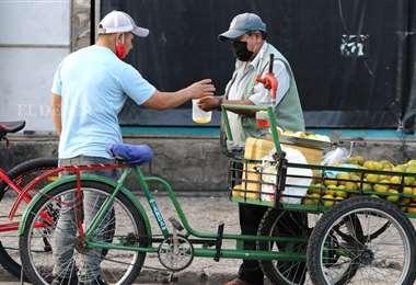 El organismo observa la informalidad de la economía el país/Foto Hernan Virgo