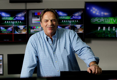 José Quiroga afirmó que participará de la licitación por los derechos de Tv
