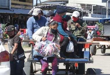 El país volvió a sobrepasar el millar de contagios de coronavirus. Foto: Fuad Landivar