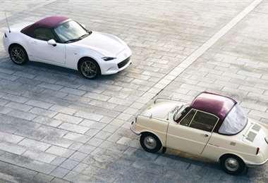 El deportivo compacto contará con carrocería pintada en Snowflake White Pearl Mica
