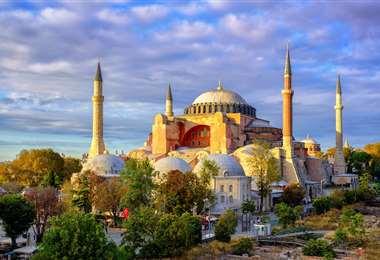 Fue la mayor iglesia de la cristiandad durante mil años. Foto Internet
