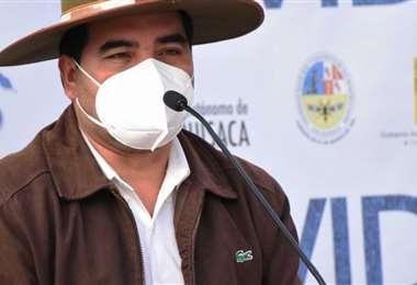 Gobernador Efraín Balderas (Internet)