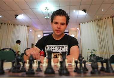 José Daniel Gemy, ajedrecista que el 2019 fue campeón nacional absoluto. Foto: internet