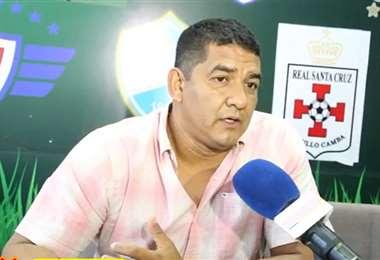 Marcos Rodríguez es el presidente en ejercicio de la FBF. Foto: Prensa FBF