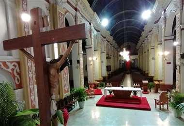 Desde el viernes se podrán visitar las Iglesias. Foto: Jorge Ibáñez