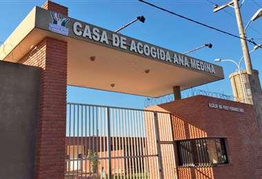El centro Ana Medina acoge a personas en situación de calle