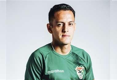 Jhasmani Campos volante ofensivo de The Strongest y habitual convocado a la selección boliviana. Foto: Revista Cábala