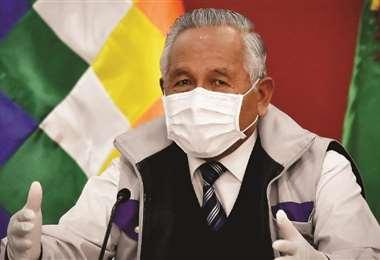 Cárdenas cuestionó la inasistencia del Magisterio. Foto: Internet