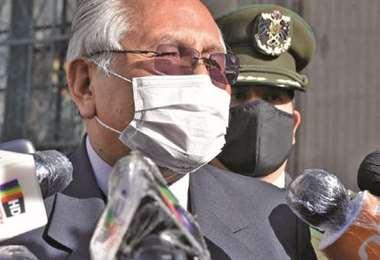 Cárdenas, espera llevar la agenda a buen puerto. Foto: Internet
