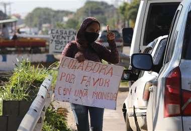 La tasa de desempleo en América Latina se ubicaría en torno al 13,5%/Foto: Hernán Virgo