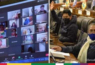 Senadores aprueban el proyecto de ley para uso de dióxido de cloro en la pandemia de coronavirus