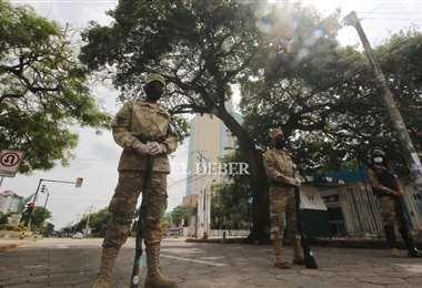 Militares son ascendidos por decreto.