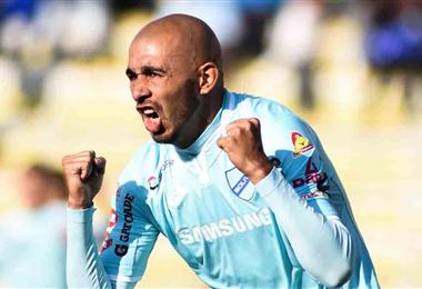 Riquelme anotó 9 goles en el Apertura
