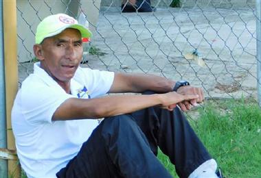 Pastor Mariscal, expreparador físico de varios equipos de la División Profesional