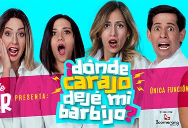 El elenco de humor Show de Mier estrena una temporada online