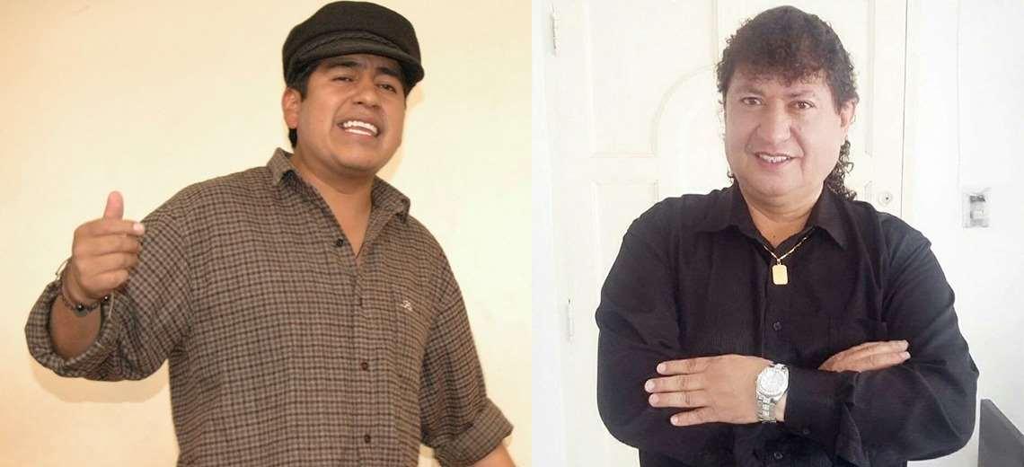 Willy Flores y Willy García Dorado