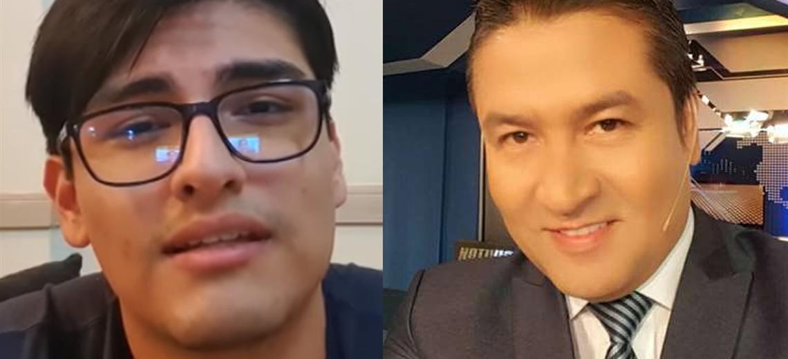 Marcos Montero, hijo, informó sobre la salud de su padre. Foto. Internet