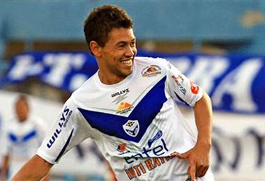 Marcelo Gomes es uno de los líderes del Santo