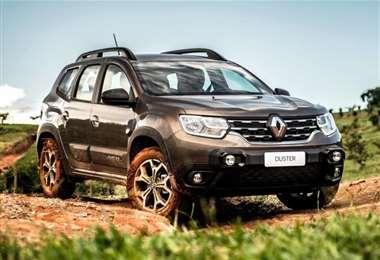 La Renault Duster 2021 se producie en Brasil
