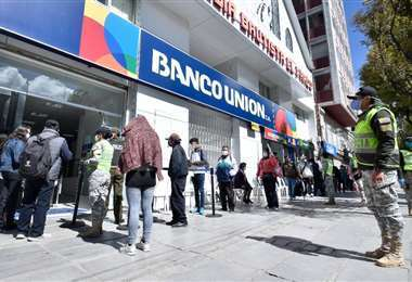 Banco Unión es la única entidad habilitada para el Crédito 123 hasta ahora.