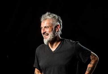 José Palazzo es el organizador del Cosquín Rock Online