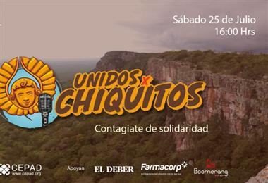 La ayuda llegará a los hospitales de San Xavier, Concepción, San Ignacio, San José y Roboré