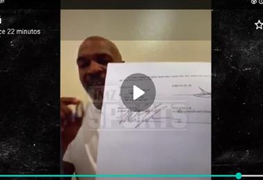 Mike Tyson vuelve a generar polémica