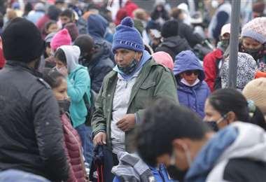 El INE dice que la población inactiva se habría reducido en junio respecto al mes de mayo.