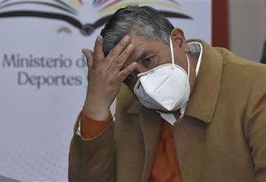 César Salinas falleció el domingo 19 de este mes. Foto: APG