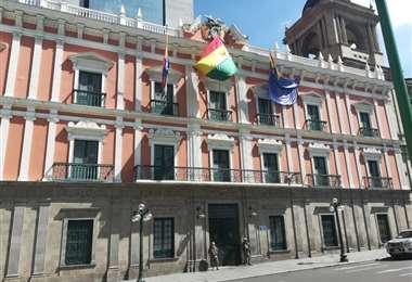 El Ejecutivo esperará a los asambleístas en Palacio Quemado.