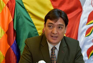 José María Cabrera, procurador General del Estado. Foto. APG Noticias