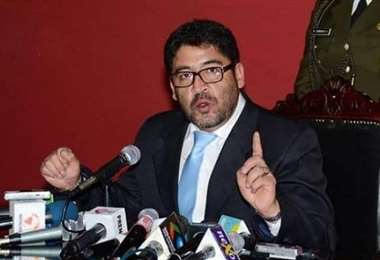 Marcelo Elío Chávez, en función pública
