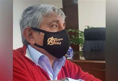 Ministro Iván Arias