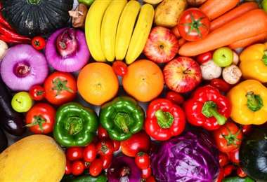 Por qué debemos comer al menos 5 frutas y verduras. Foto: Internet