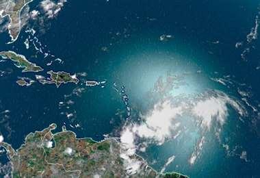 La tormenta amenaza Puerto Rico. Foto CNN