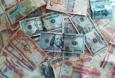Las casas de cambio piden ampliar sus servicios para mejorar sus ingresos/Foto: Ricardo Montero