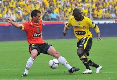 El torneo ecuatoriano se reanudará el próximo mes. Foto: internet