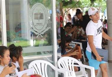 Se postergan elecciones en la UAGRM